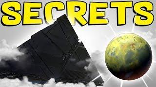 Destiny 2 - DARKNESS SHIPS FOUND ABOVE IO! Hidden Exotic Quest, Cutscene Secrets, & Future DLC | Kholo.pk