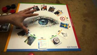 Eye Know von  Kosmos im Test - Quizspiel - Brettspielblog.net