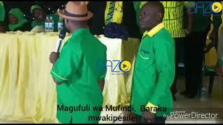 MAGUFULI WA MUFINDI IRINGA Baraka Mwakipesile