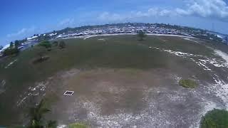 Fat Shark Shark Byte Digital FPV test flight