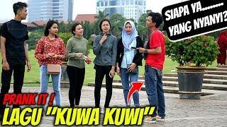 NANYA LAGU KUWA KUWI Ft.Sigit Bt   Prank Indonesia