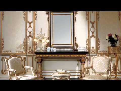 Декоративные настенные зеркала в интерьере    отражение стиля