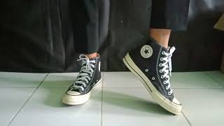 How To Style Converse 70s