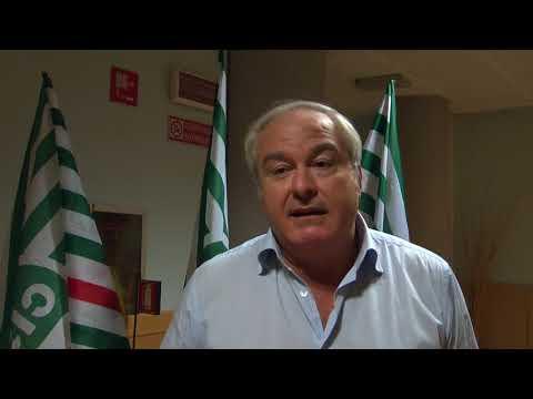 Alessio Ferraris al Convegno nazionale Cisl sul Lavoro organizzato a Torino