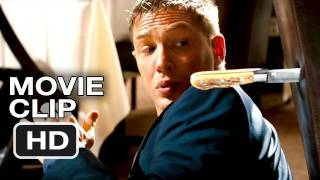 This Means War: Movie Clip - Restaurant Fight
