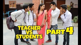 TEACHER VS STUDENTS PART 4 | BakLol Video |