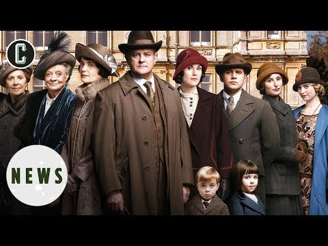 Downton Abbey Movie In the Works With Original Cast