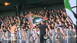 Ultras Hannover unterstützen die Amateure von 96