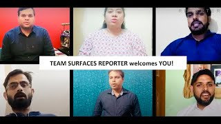 Team Surfaces Reporter welcomes you to SR April 2020 Digital issue architecture interior magazine