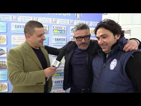 immagine di anteprima del video: GINOSA-REAL SITI 2-1 Reazione d´orgoglio del Ginosa al gol...