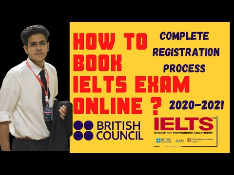 how to book ielts exam online with british council in 2020-2021 ...