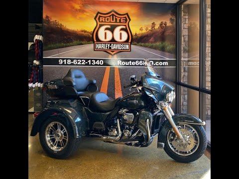 2020 Harley-Davidson® Tri Glide® Ultra FLHTCUTG