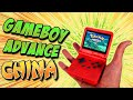 Game Boy Advance China Fake Powkiddy V90 Merece La Pena