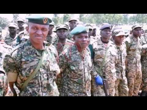 More 1,828 UPDF officers flagged off for Somalia
