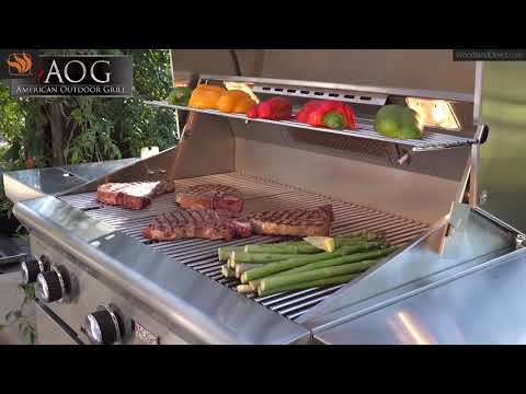 AOG - American Outdoor Grill