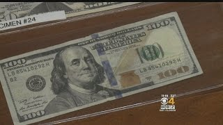 I-Team: The Real Cost Of Counterfeit Money