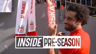 Inside Pre-Season: Liverpool 4-1 Man United | Shaqiri's dream debut at The Big House in Michigan