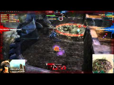 [Guild Wars 2] Accidentally Famous vs. The Morticians (sPvP)