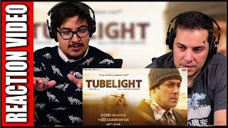 Tubelight Official Trailer Reaction Video | Salman Khan | Kabir Khan | Zhu Zhu | Review | Discussion