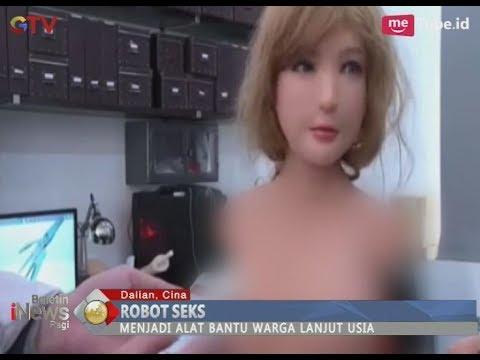 """Robot Seks Pintar untuk """"Jomblo"""" dan Lansia Hadir di China - BIP 03/02"""