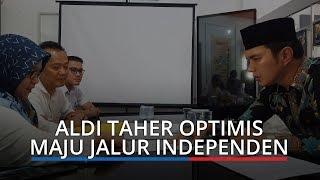 Aldi Taher Optimis Maju Bakal Calon Wagub Sumbar 2020 Lewat Jalur Independen