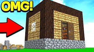 World S Biggest Minecraft House In Minecraft Pe New World Record Minecraftvideos Tv