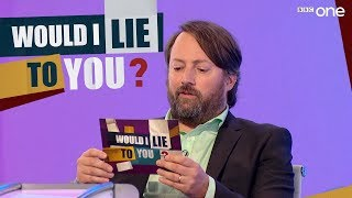 Did a horse break David Mitchell's selfie stick? - Would I Lie To You: Series 11 Episode 5 - BBC One