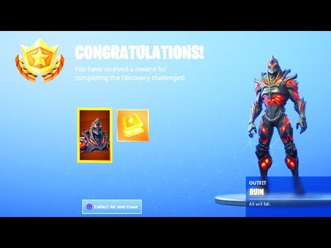 *NEW* FORTNITE RUIN SKIN UNLOCKED! NEW FORTNITE RUIN SKIN GAMEPLAY! (FORTNITE BATTLE ROYALE)