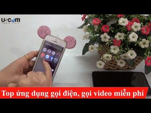 Top ứng dụng gọi điện, gọi video miễn phí dành cho iPhone, iPad