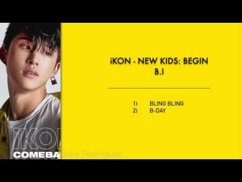 iKON - BLING BLING [MP3 Audio] [NEW KIDS : BEGIN] - смотреть