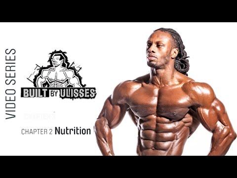 Ulisses Jr. NUTRITION & SUPPLEMENTATION *BUILT BY ULISSES - Chapter II
