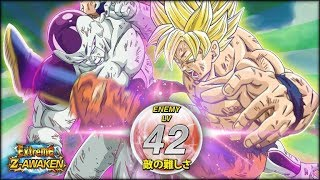 THIS IS REALLY HARD! LEVEL 42 OF FULL POWER FRIEZA