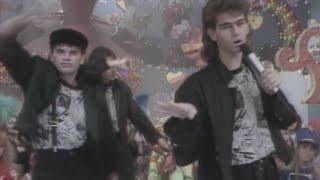 Dominó - Bruta Ansiedade - Xou da Xuxa (1989)