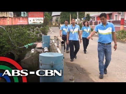 [ABS-CBN]  TV Patrol: Barangay sa Caloocan, kinabitan ng malinis na suplay ng tubig