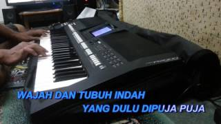 SEBUJUR BANGKAI  Karaoke  PSR A 2000
