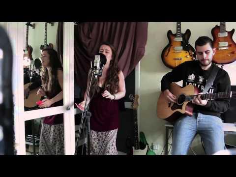 Hideaway - Keisza Acoustic Cover - Jess Carrivick & Adam Farquharson