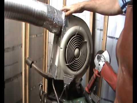 sistema de extracción de humos y olores con materiales reciclados ( 1 de 2 )
