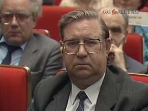 Выступление Сахарова 1989 г