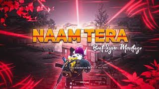 Naam Tera x Best edit Pubg beat Sync Montage | panjabi song pubg Montage | #pubg #bgmi #pubgmontage