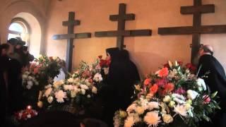 Лития в день памяти убиенных оптинских монахов