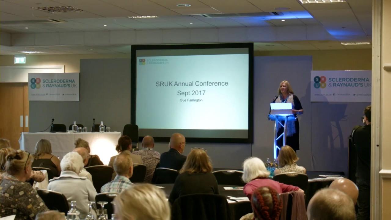 SRUK, CE Sue Farrington welcomes new faces