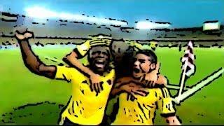 Mil Santos - Está cantao (a la Selección Colombia de fútbol)