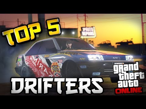 Best Drift Cars In GTA 5 Online 2019