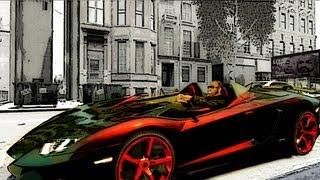 NBA 2k13 MyCAREER - Brand New Lambo in New York & Triple Double ft Kyrie Irving
