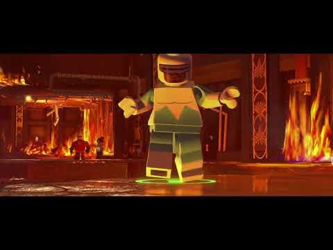 Видео № 0 из игры LEGO Суперсемейка (Incredibles) [NSwitch]