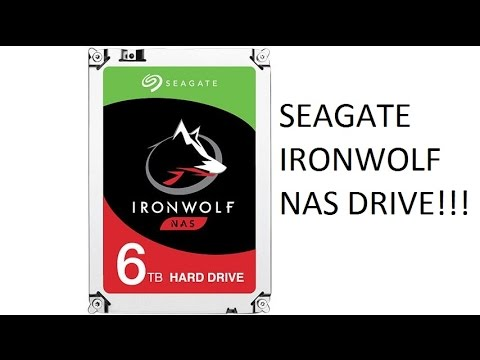 Seagate Ironwolf  6TB Review