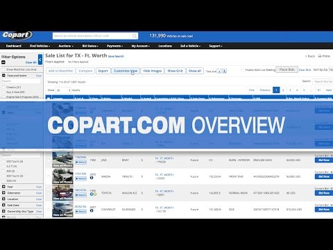 Copart Customer Service Number >> Salvage Auction Member Services Copart Usa