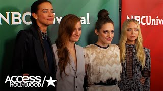 The Women Of 'Mr. Robot' Talk Emmy Nom & S2 Theories | Access Hollywood