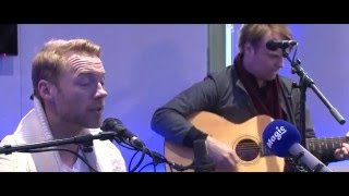 Watch Ronan Keating perform Let Me Love You live in the Magic Radio studio!