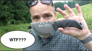 Das Defcon Tracker Knife von K25